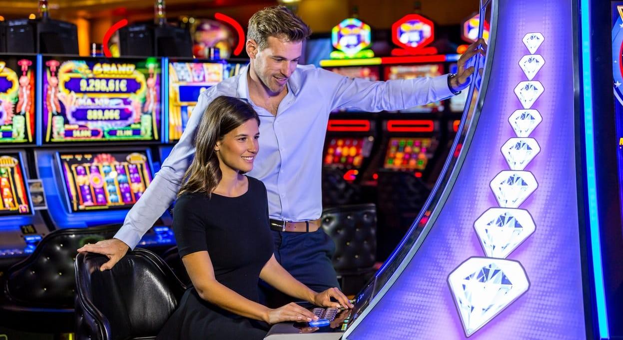 Top 7 slot machines - Casinos - Barrière