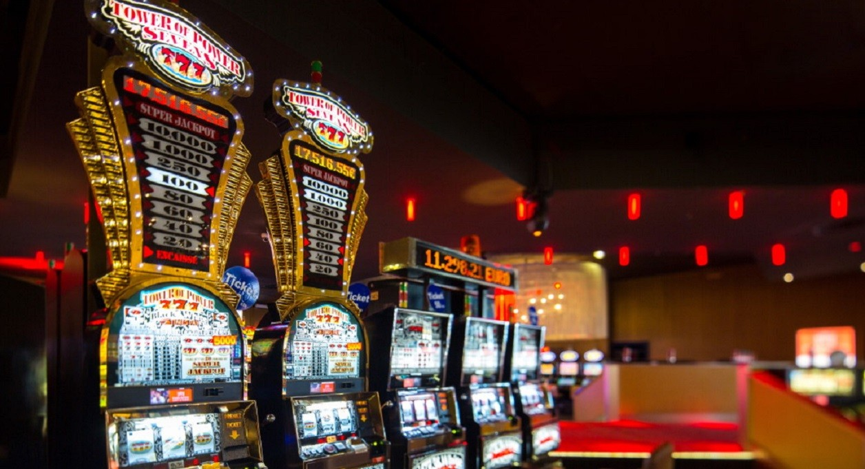 Top 7 slot machines - Casinos - Barrière